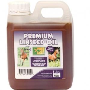 Масло Льняное Премиум (Linseed Oil) 1л