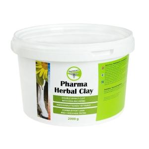 Глина Pharma Herbal Clay двойного действия 2кг,