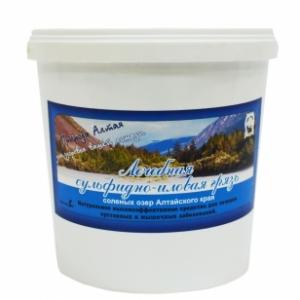 Грязь лечебная сульфидно-иловая «Hidalgo», 5 кг