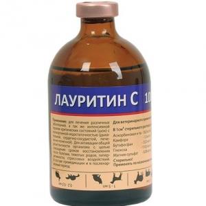 Лауритин-С ,  100мл