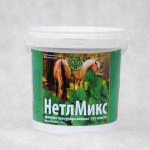 НетлМикс (Крапива гранулированная), 1,5кг