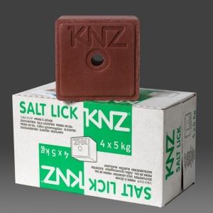 Лизунец KNZ с железом и комплексом микроэлементов, 5кг
