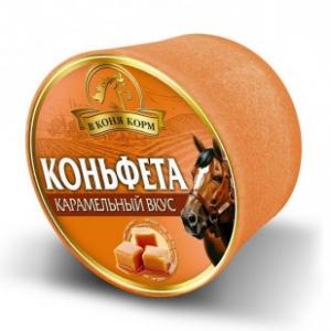 Коньфета Карамель 620г
