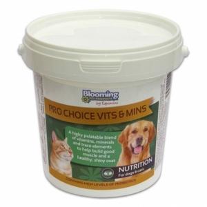 Витамины для собак и кошек (Blooming Pets Pro Choice Vits and Mins), 600г