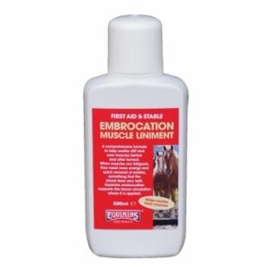 Линимент для мускулатуры ( Muscle Embrocation) 500 мл
