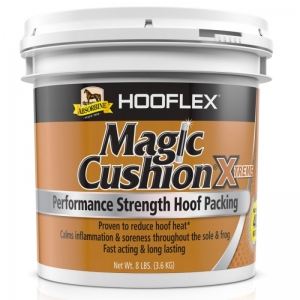 Волшебный вкладыш для копыт Экстрим (Magic Cushron Xtreme) 3,6 кг