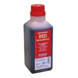 Красный шампунь для гнедых (Red Shampoo for Chestnut Horses) 500мл