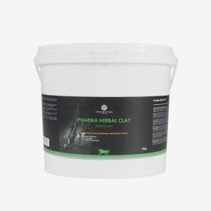 Глина Pharma Herbal Clay двойного действия 4кг,