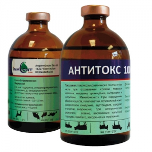 Антитокс (Antitox), 100мл