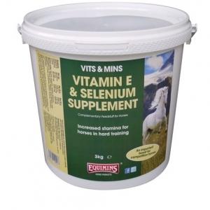 Витамин Е и селен (Vitamin E &, Selenium) 1,5кг