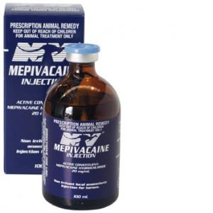 Мепивакаин (Mepivacaine), 100мл