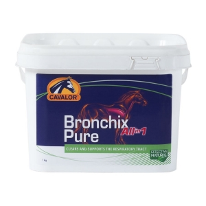 Бронхо Пур (Cavalor Bronchix Pure All in One) 1кг