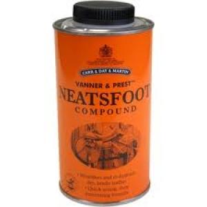 Масло для реставрации кожаных изделий(Neatsfoot oil), 1л