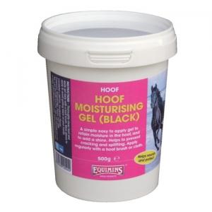 Гель для копыт (Hoof Moisturising Gel) черный, 500г