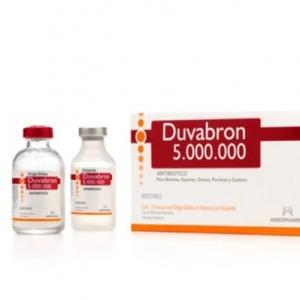 Дюваброн 5.000.000 (Duvabron 5.000.000) , 2 × 15 мл