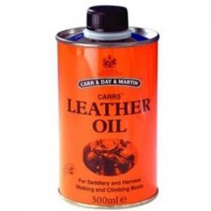 Масло для кожаных изделий (Carrs Leather Oil),  300мл