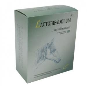 Лактобифадол (Lactobifadolum ) пробиотик для лошадей 0,5 кг