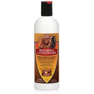 Кондиционер - восстановитель для кожи (Leather Therapy Restorer & Conditioner)473мл