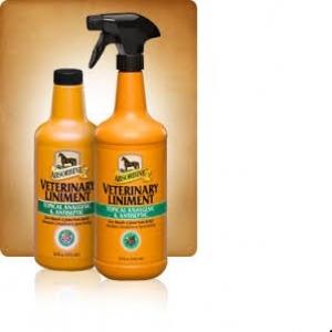 Ветеринарный линимент с травами и эфирными маслами (Veterinary Liniment) 946 мл