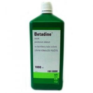 Бетадин (Betadine) 1л