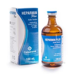 Гепармин Плюс (Heparmin Plus), 100мл