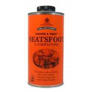 Масло для реставрации кожаных изделий (Neatsfoot oil), 500мл