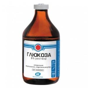 Глюкоза 5% 100мл