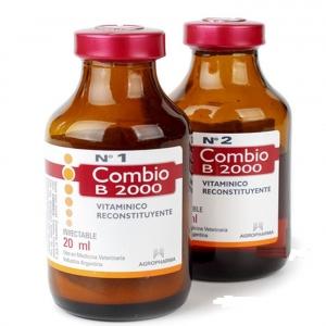 Комбио B 2000 (Combio B 2000),  2 фл. по 20 мл