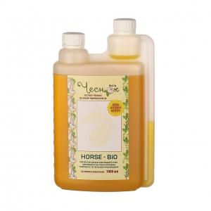 Чеснок BioLiq Active на основе льняного масла, 1л