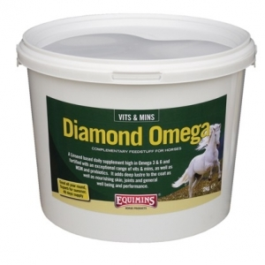 Даймонд Омега (Diamond Omega - Ground Micronised Flax Seed) 2кг
