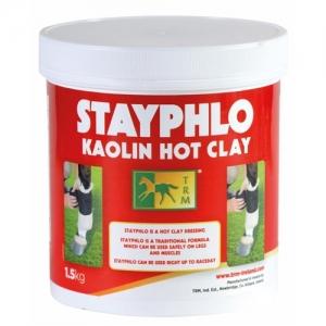 Глина разогревающая (Stayphlo Hot Clay) 1,5 кг
