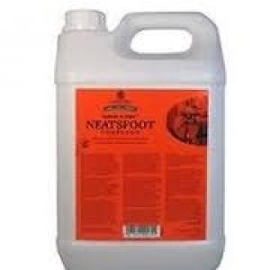 Масло для реставрации кожаных изделий (Neatsfoot oil), 5л