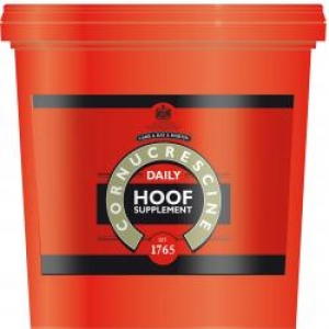 Ежедневная подкормка для копыт с корнекресцином (Hoof Daily  Supplement) 6кг