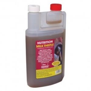 Расторопша экстракт (Milk Thistle Liquid Herbal Tincture), 1л