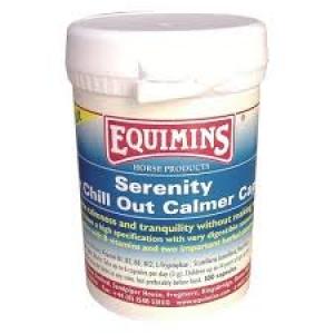 Успокаивающая добавка для всадника  (Serenity Rider Chill Out Calmer Capsules), 100 капсул.