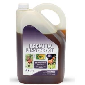 Масло Льняное Премиум (Linseed Oil) 4,5л