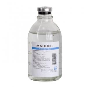 Маннит р-р для инфузий 150мг/мл фл 400 мл