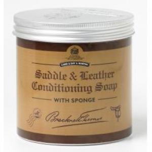 Седельное мыло (Brecknell Turner Saddle Soap), 500мл