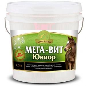 МЕГА-ВИТ Юниор 1,5кг