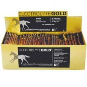 Электролит Голд (Electrolyte GOLD), 30 пак х 50гр