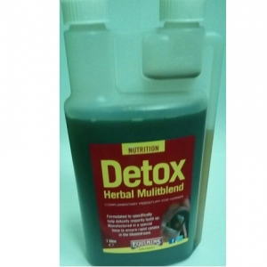 Детокс (Detox Liquid Herbal Blend) 1000,0 фл