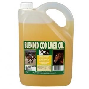 Масло печени трески (Cod Liver Oil), 4.5 л