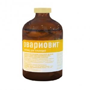 Овариовит раствор для инъекций, фл. 100 мл