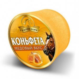 Коньфета Мёд 620г