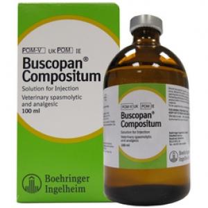 Бускопан Композитум (Buscopan compositum), 100 мл