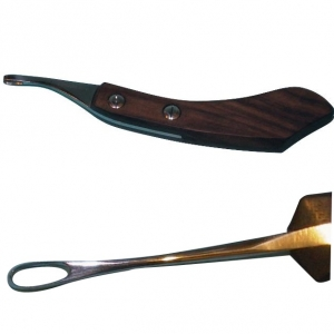 Нож копытный с петлей. ( артикул 220023)