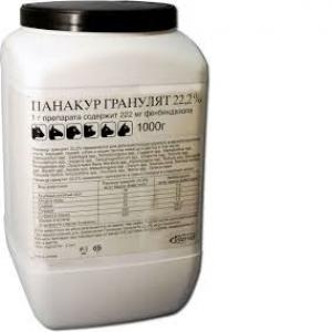 Панакур гранулят 22,2% , 1 кг